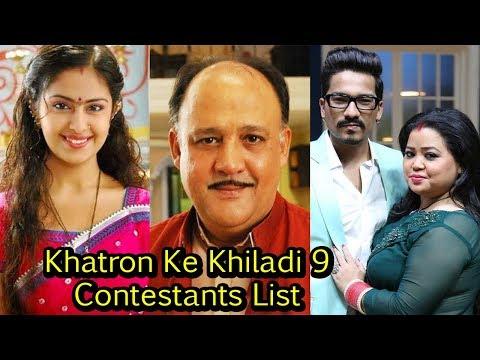 Xxx Mp4 Final List Of Khatron Ke Khiladi 9 Contestants 2018 3gp Sex
