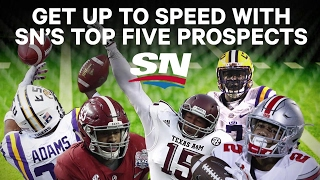 Top Prospects from the 2017 NFL Draft