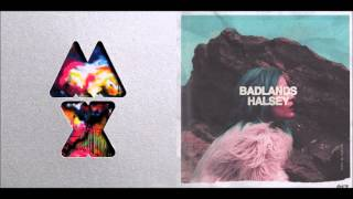 Roman Paradise - Coldplay vs. Halsey (Mashup)