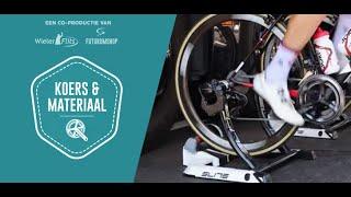 Team Sunweb geeft tips voor binnen trainen met een fietstrainer - KOERS & MATERIAAL