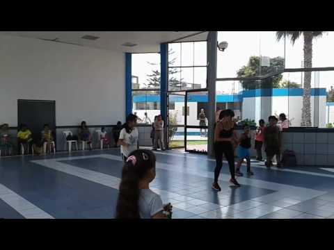 Mafer y Santiago fulm dance