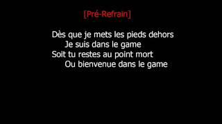 Rohff - Dans Le Game Lyrics ( Parole )