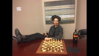 Interview with IM Kassa Korley about chess in NYC and Denmark, chess improvement, Kramnik, Carlsen