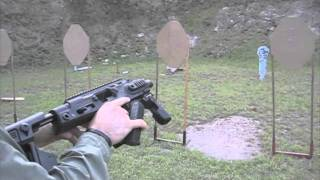 Testing the Roni Glock Pistol Carabine