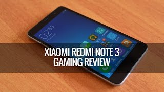 Xiaomi Redmi Note 3 Gaming Review (with Heating)