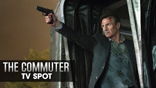 "The Commuter (2018) Official TV Spot ""Critics Review"" – Liam Neeson, Vera Farmiga, Patrick Wilson"