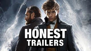 Honest Trailers - Fantastic Beasts: The Crimes of Grindelwald