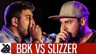 BBK vs SLIZZER | WBC 7ToSmoke Battle | Battle 14