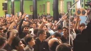 Allama Dr Syed Zameer Akhtar Naqvi Hyderabad ramzan majis 2015