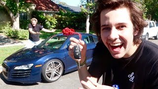 BEST SURPRISE HE HAS EVER GIVEN ME!!