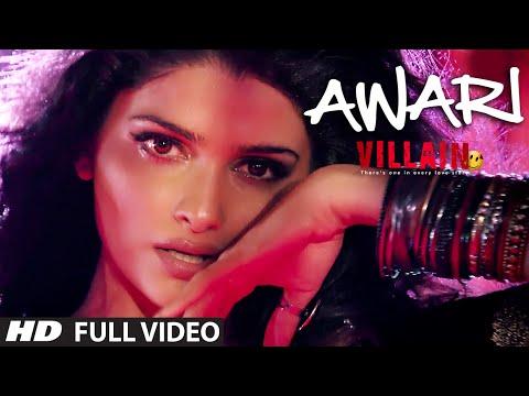 Awari Full Video Song | Ek Villain | Sidharth Malhotra | Shraddha Kapoor