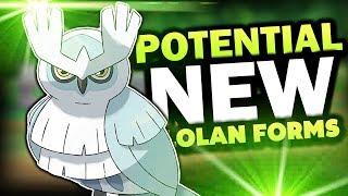 Alolan Noctowl!? - Potential New Alola Form Pokémon for Pokémon Ultra Sun and Moon