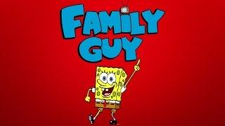 Spongebob References in Family Guy