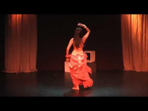 Shara Kadosh Espetáculo HAWA II