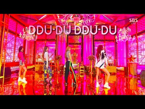 Download BLACKPINK - '뚜두뚜두 (DDU-DU DDU-DU)' 0617 SBS Inkigayo free