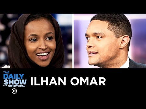 Xxx Mp4 Ilhan Omar Getting Down To Business With The Congressional Freshman Class The Daily Show 3gp Sex