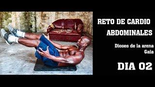RETO CARDIO ABDOMINALES DIA 02