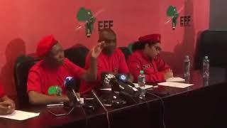 """That criminal wife of Mugabe"" [File] - Malema describes Grace"