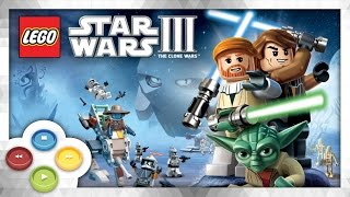 LEGO Star Wars The Clone Wars Full Movie | Pelicula Completa