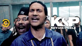 This Hype Man Is Too Much - Key & Peele