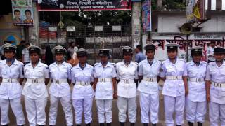 Human Chain By Bangla College: Inspired by Honorable MP: Dhaka 14