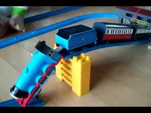Thomas the tank engine Accidents will happen