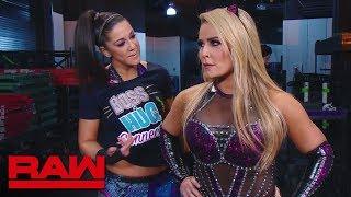 Natalya and Bayley need a tag team partner: Raw, Jan. 14, 2019