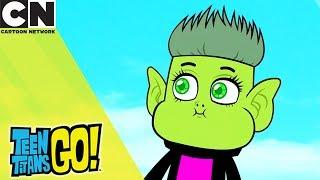 Teen Titans Go!   TV Knight   Cartoon Network