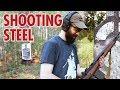 Backyard Battlefield: Shooting steel and upgrading my range setup