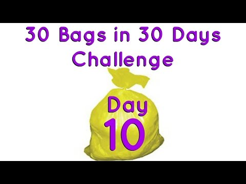 Xxx Mp4 30 Bags In 30 Days Challenge Day 10 3gp Sex