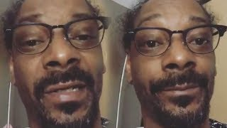 SNOOP DOGG Reacts To Blac Chyna & Rob Kardashian Drama: