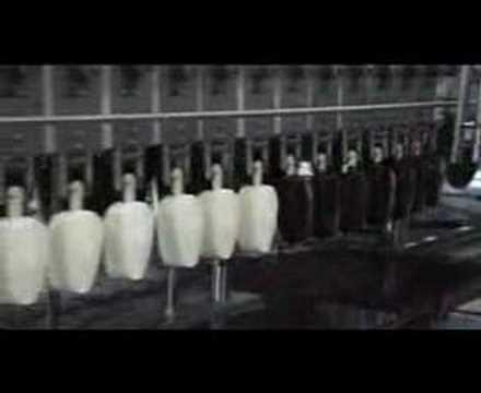 Matrix Engineering ice cream production