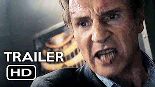 The Commuter Official Trailer #3 (2018) Liam Neeson, Vera Farmiga Thriller Movie HD