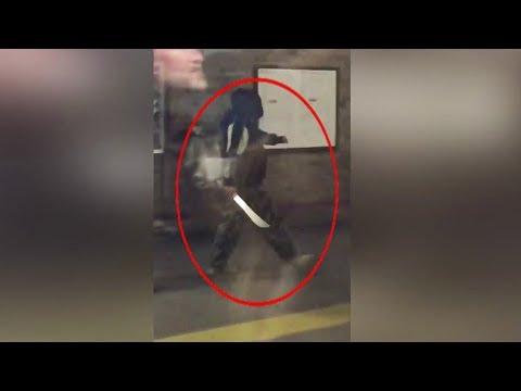 Xxx Mp4 Man Brandishing Machete Tasered In London 3gp Sex