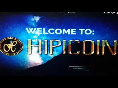 welcome to hipicoin | http://hipicoin.com | the coin for beauty & fashion people