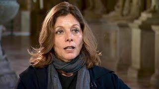Meet the first female director of Vatican
