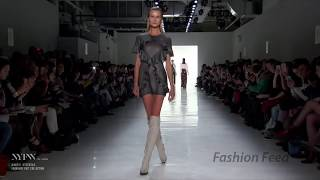 Marcel Ostertag   Spring/Summer 2018   NYFW