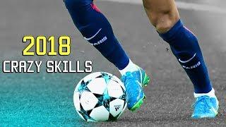 Craziest Football Skills Mix 2018 ● Neymar ● Ronaldo ● Pogba ● Messi ● Mbappe ● Dybala ● HD