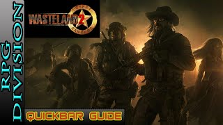 Wasteland 2 - How To Map Items & Skills To Quickbar