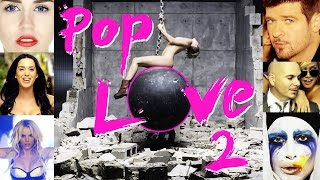 PopLove 2 | ♫ MASHUP OF 2013 | By Robin Skouteris  (56 songs)
