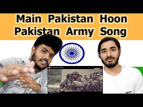Xxx Mp4 Indian Reaction On Main Pakistan Hoon Pakistan Army Song Swaggy D 3gp Sex