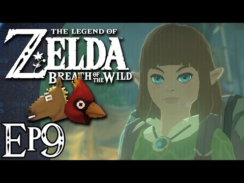 Breath of the Wild Ep 9 - Search for