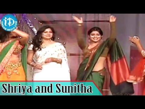 Shriya Saran and Sunitha Live Dance - Womaania Ladies Night