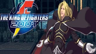 King of Fighters 2001 play as Igniz with download link
