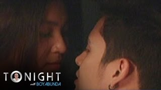 TWBA: Sizzling scene of JaDine in Till I Met You, most talked in social media