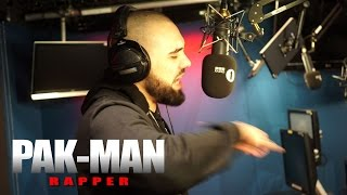 Pak-Man - Fire In The Booth (part 2)