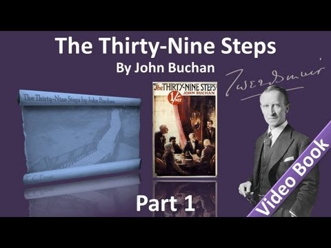 Part 1 - The Thirty-Nine Steps Audiobook by John Buchan (Chs 1-5)