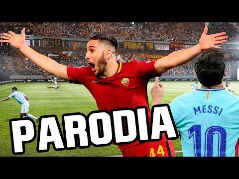 Xxx Mp4 Canción Roma Vs Barcelona 2018 Parodia Dura Daddy Yankee 3 0 RESUBIDO 3gp Sex