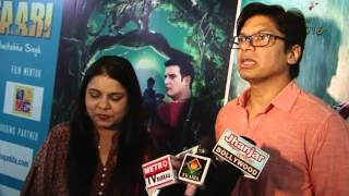 Shaan & Sadhana Sargam At Smile Foundation Promoting Shortcut Safari