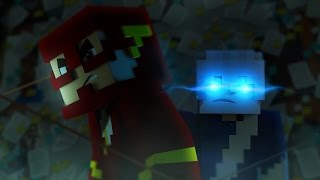 Minecraft: SUPER HEROES PVP #13 - FLASH VS MERCURIO ‹ Ine ›